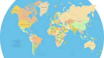 Big Map Of The World by Beginner S English Countries The Couple Who Sailed