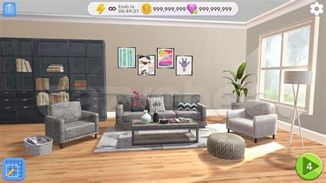 home design makeover unlimited coins  gems easiest