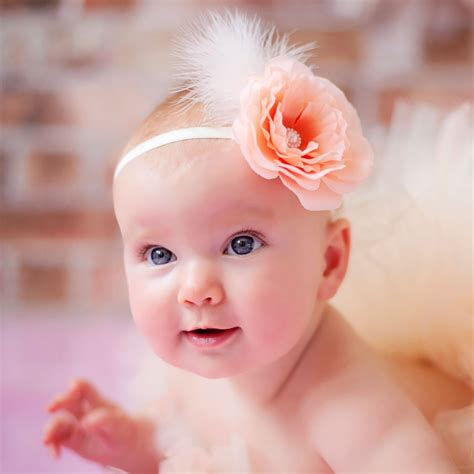 adorable girls headband of ivory silk flowers great for cute cute peach silk flower pearl ivory headband