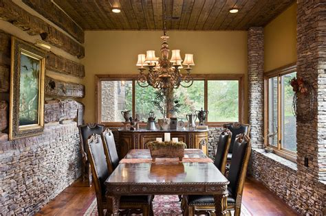 repurpose dining room repurposed barn rustic dining room nashville by appalachian log and timber homes