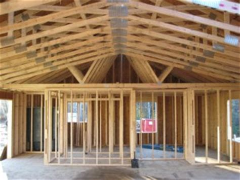 Country House Plans With Porch by Can House Trusses Be Modified Home Construction Improvement