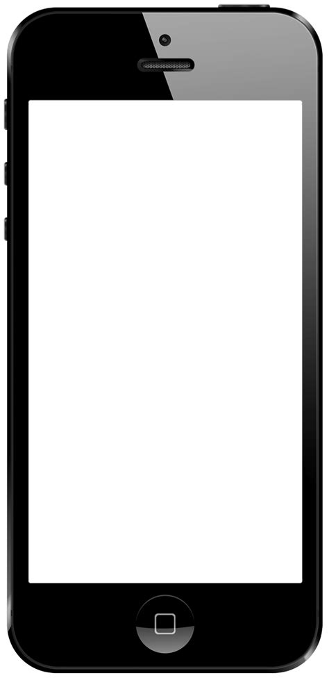 Iphone In Frame ios uiview with a custom shaped frame containing content