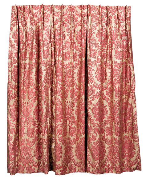 red damask curtains red damask curtains curtain ideas