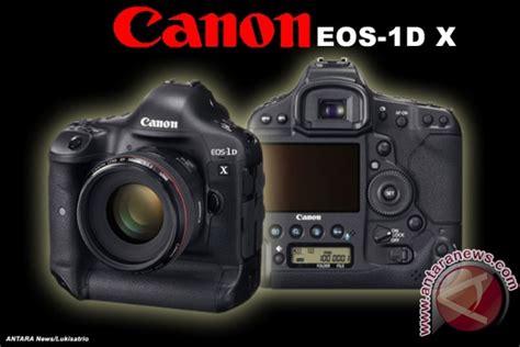 Kamera Canon Eos 1d X eos 1d x kamera slr dengan sensor frame tercepat