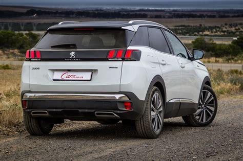 peugeot cars reviews peugeot 3008 1 6 gt line auto 2017 review cars co za