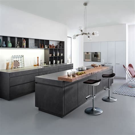 concrete kitchen design create an industrial style kitchen with concrete