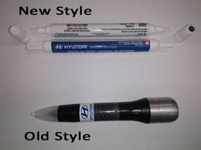 Hyundai Touch Up Paint Pen Hyundai Touch Up Paint