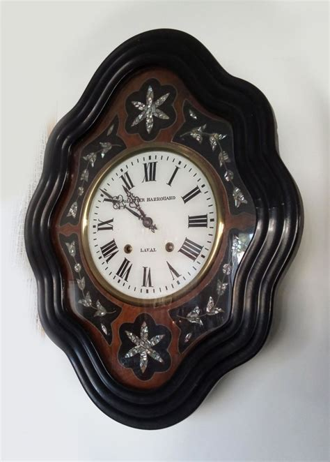 Meuble Tv Cachée 2426 by Ancienne Horloge Quot Oeil De Boeuf Quot Napol 233 On Iii Luckyfind