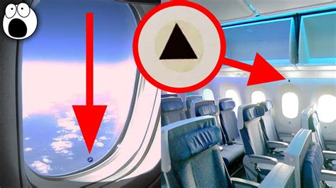 8 Secret Things That Age You And How To Stop It by Top 10 Airplane Things You Don T The Purpose Of