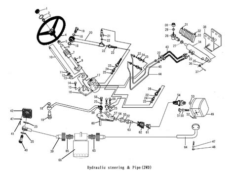 deere 855 parts diagram 855 deere hydraulics diagram wiring diagram and