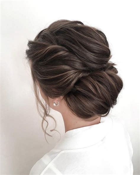 Wedding Updo Hairstyle Ideas by Chic Wedding Hair Updos For Brides Bridal