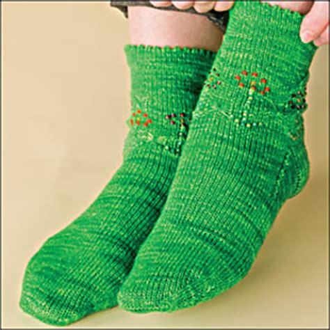 butterfly garden socks ravelry free knitpatterns patterns