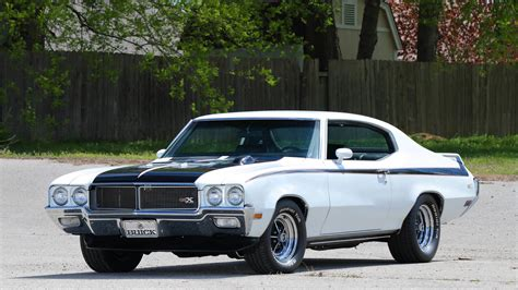 1970 buick gsx stage 1 s127 indy 2016