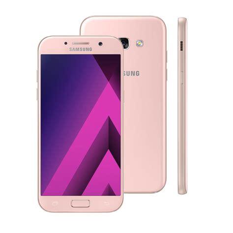 Samsung A5 Ram 2 Smartphone Samsung Galaxy A5 2017 A520f Ds Rosa 64gb