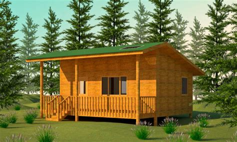 Plans For Small Cabin by Inexpensive Small Cabin Plans Small Hunting Cabin Plans
