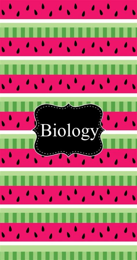 printable science binder covers biology binder cover binder covers pinterest binder