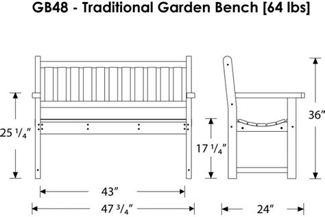 outdoor bench dimensions 187 plans for metal garden benchfreewoodplans