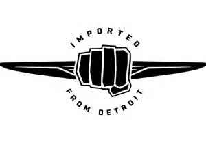 Chrysler Made In Detroit Chrysler Quot Imported From Detroit Quot Trademark Heads To