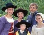 colonial house pbs pbs series quot colonial house quot enables family to share faith movie features news interview