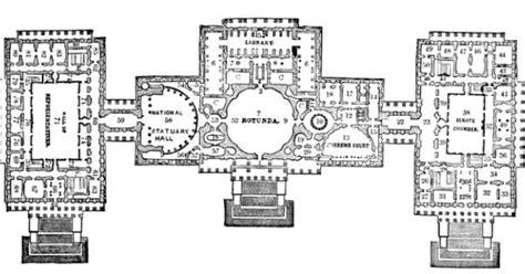 us capitol floor plan u s capitol plan of the principal story u s capitol
