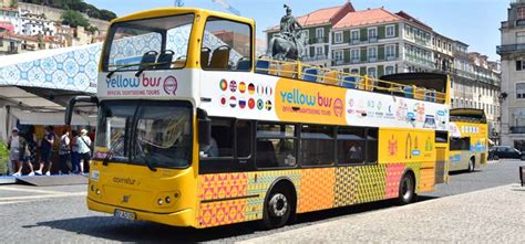 buses from lisbon to porto lisbon hop on hop buses and tour review
