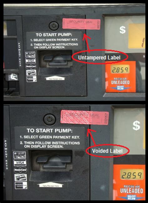 Gas Pump Gift Card - 5 surefire ways to prevent gas station credit card fraud