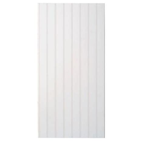 beadboard paneling home depot marlite supreme wainscot 8 linear ft hdf tongue and