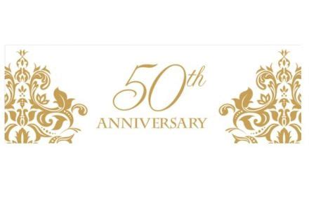 Happy 50th Anniversary Clipart Clipground Happy 50th Anniversary Clip