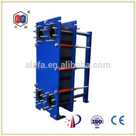 How Is A Lava L Made by China Alfa Laval Equivalent Plate Heat Exchanger Stainless