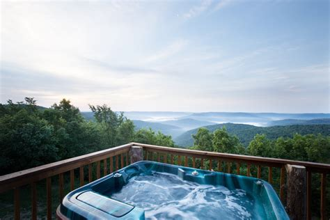 Cabins In Springs Arkansas With Tub by Cabin Getaways In Arkansas Buffalo River