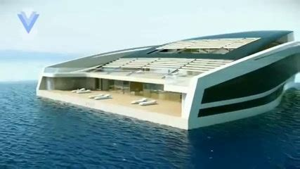yacht house for bill gatess 1 4 billion dailymotion