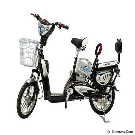 jual rider sepeda listrik tl sr earth platinum black murah bhinneka mobile version