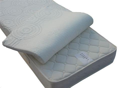 sopra materasso memory pillow top correttore sopra materasso memory 120x190 alto