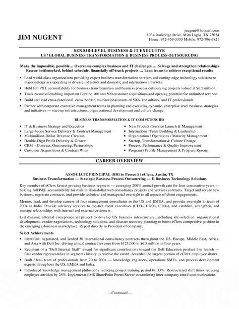 resume senior manager logistics susan ireland resumes
