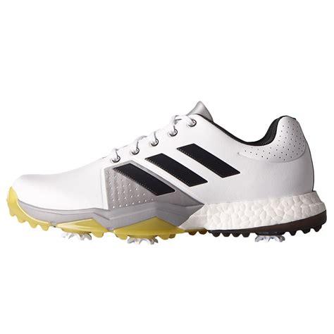 adidas golf 2017 mens adipower boost 3 golf shoes fitfoam waterproof climaproof ebay