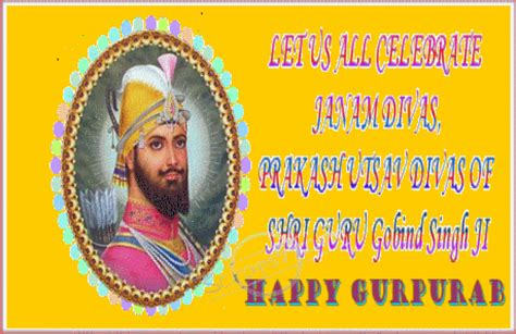 Shri Guru Gobind Singh Ji Essay In by Gurpurab Glitters Images