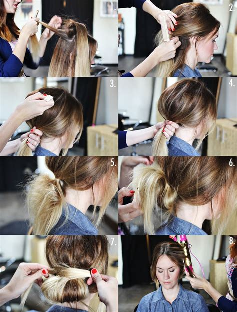 good hair bun in your 40s how to style a low bun a beautiful mess