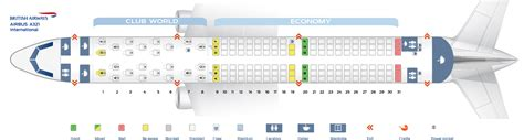 seat map airbus a321 200 airways best seats in plane