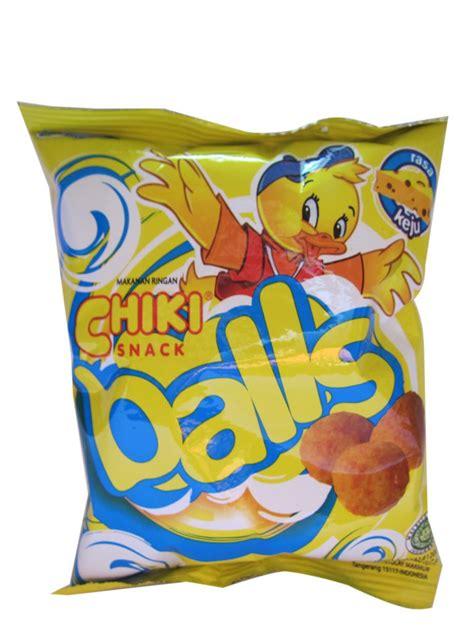 Chiki Balls Rasa Keju 10pcs berbungkus bungkus chiki whatever will be will be