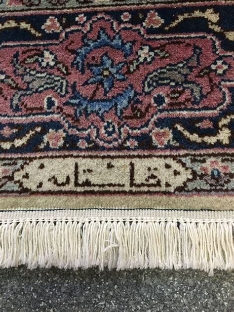 rug traduction beautiful knotted and signed rug in vegetable dyes 180 x 260 catawiki