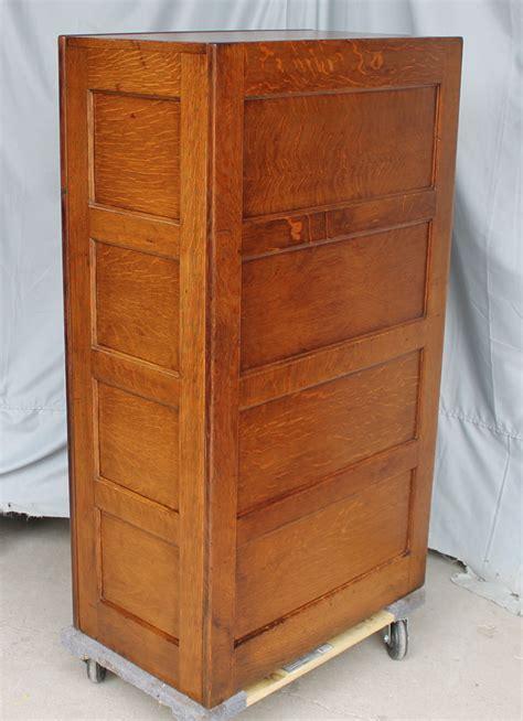 Bargain John's Antiques   Antique Oak File Cabinet   4
