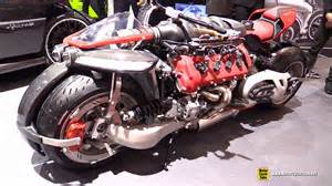 Maserati Bike 2016 Lazareth Lm847 4 Wheels Bike With Maserati V8 Engine