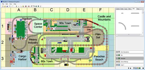 road layout design software lego train layout software pictures to pin on pinterest