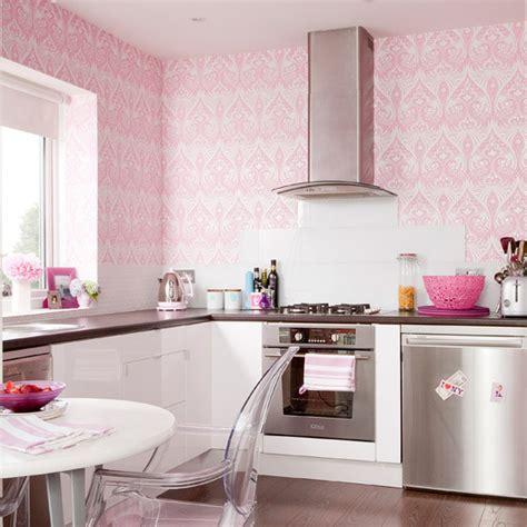 wallpaper in kitchen ideas papel de parede na cozinha figos funghis