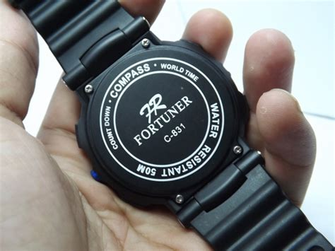 Jam Tangan Fortuner Jad 831 fortuner c831 kompas jual jam tangan fortuner c 831 original