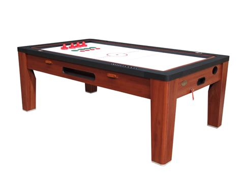 dining table air hockey dining table combination