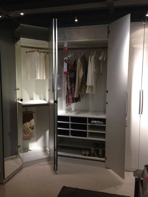 Pax Wardrobe With Mirror Door by Pin By Williams On Home Decor