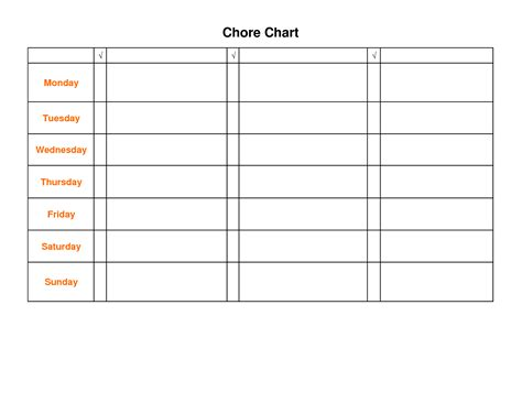 Blank Tally Chart Template Tally Chart Template 8 Free Word Pdf Awesome Collection Of Free Chart Template Word