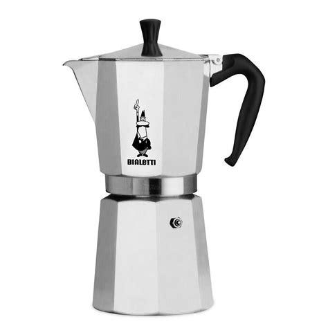 Espresso Coffee Maker Moka Pot bialetti moka express espresso