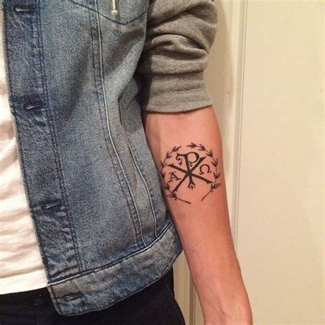 christian tattoo meanings 50 chi rho tattoo designs and meanings chi rho